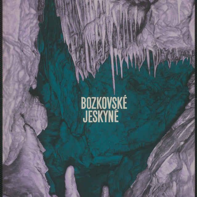 Plagát Bozkovské jeskyně