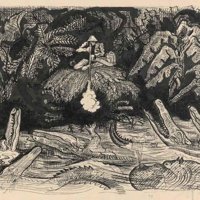 Príbehy v divočine - 6 - Weisz-Kubínčan, Arnold Peter