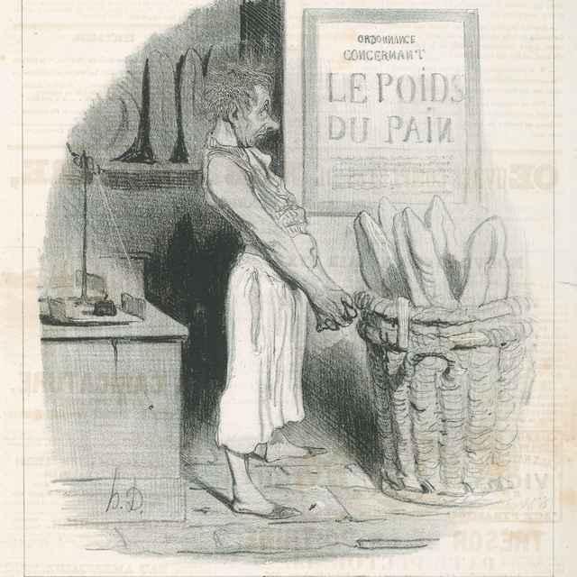 Pekár - Daumier, Honoré
