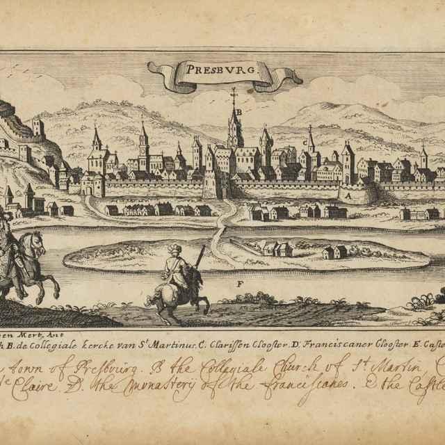 Bratislava - Bouttats, Gaspar