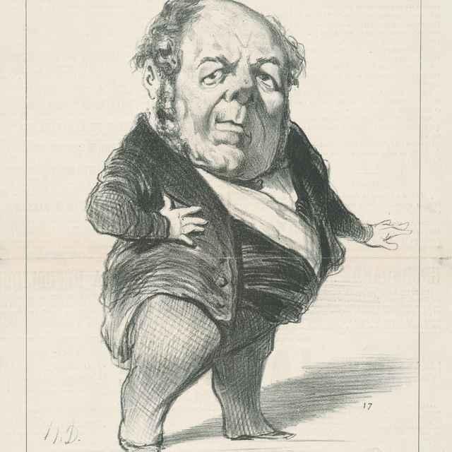 Boulay - Daumier, Honoré