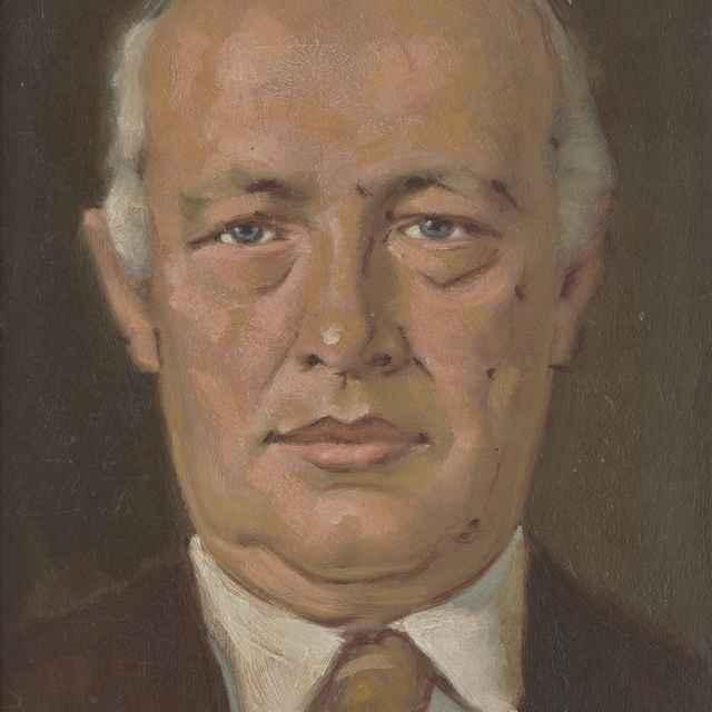 Hlava muža - Mitrovský, Milan Thomka