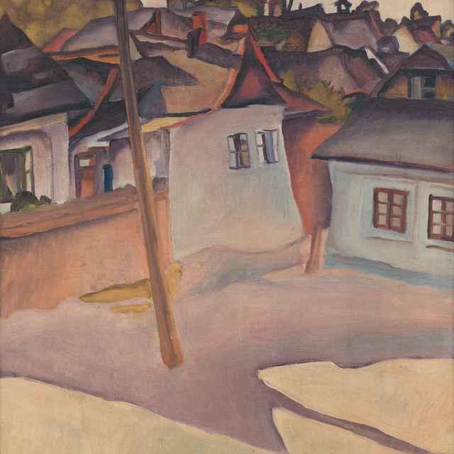 Cigánsky tábor - Bauer, Konštantín