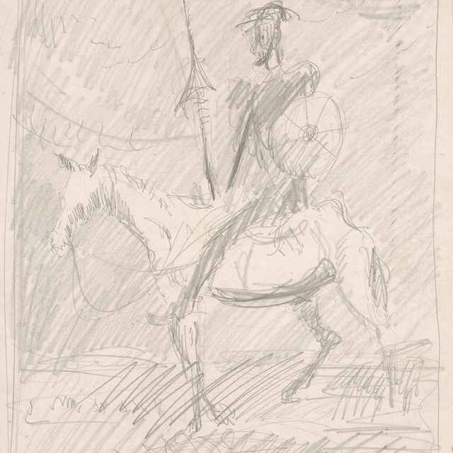 Štúdia Dona Quijota - Majerník, Cyprián