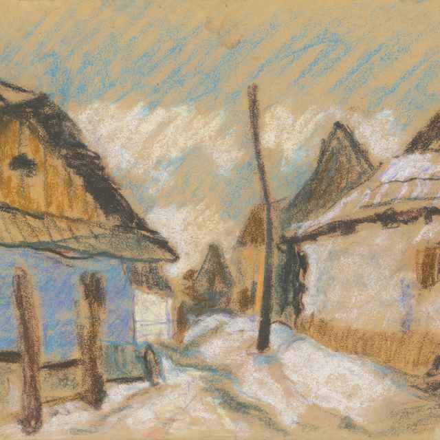 Zima na dedine I. - Palugyay, Zolo