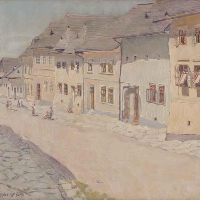 Záber z Levoče - Bauer, Konštantín
