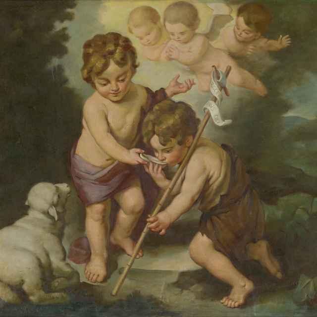 Deti pijúce z mušle - Mitrovský, Milan Thomka