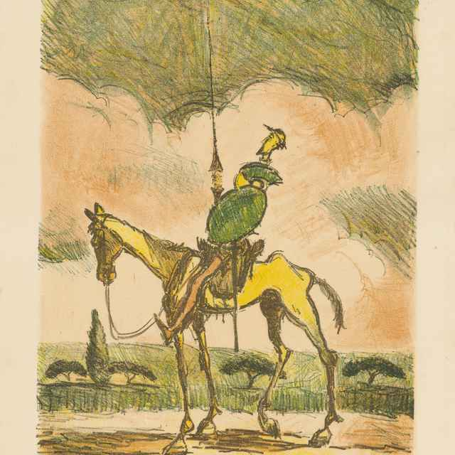 Don Quichot - Majerník, Cyprián