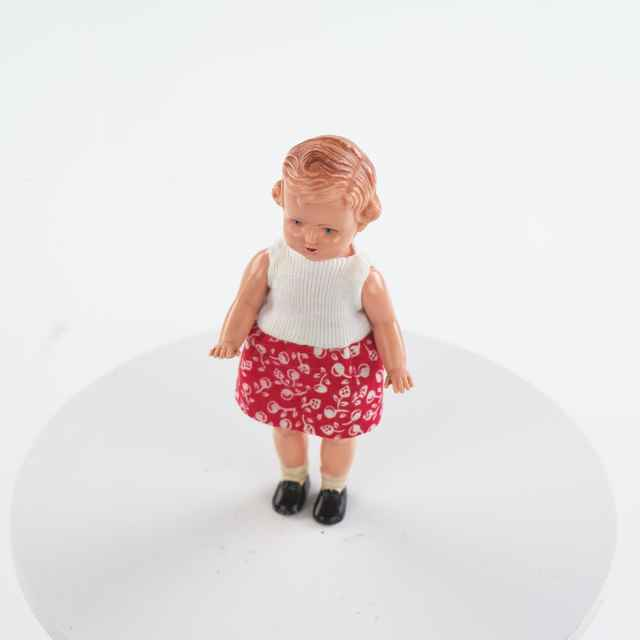 Bábika z celuloidu
