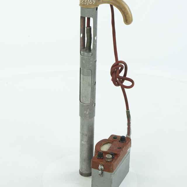 Rádiometer scintilačný SRP-2