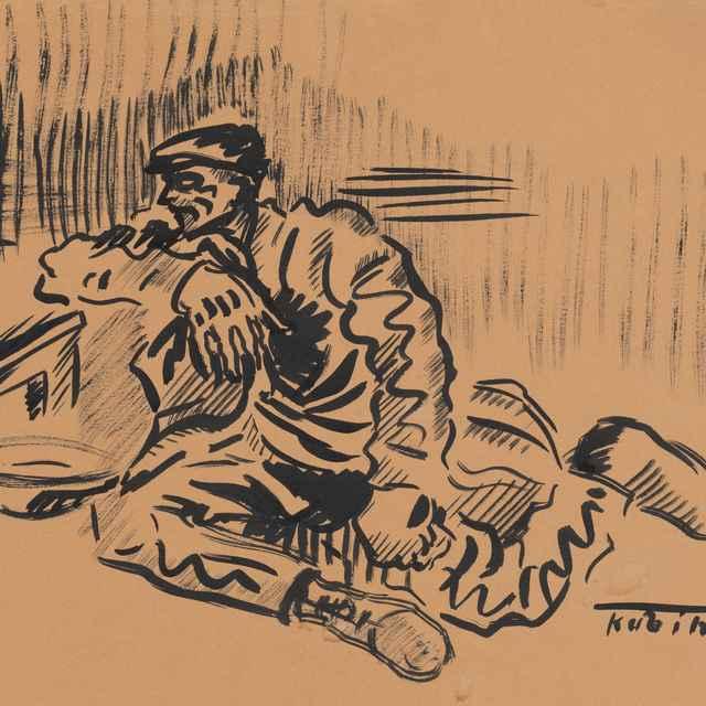 Nezamestnaný - Weisz-Kubínčan, Arnold Peter