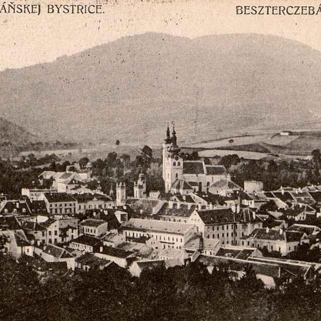 Pohlad s Baňskej Bystrice