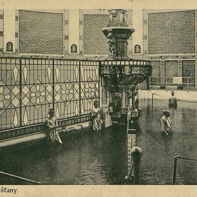 Kúpeľe Pieštany