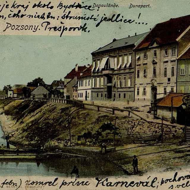 Pressburg - Výtvarné umenie