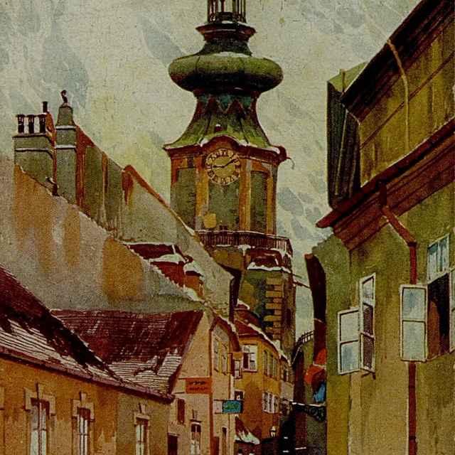 K. Černý : Bratislava