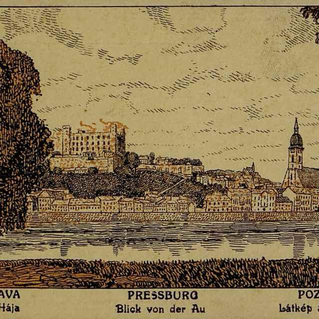 Bratislava - Výtvarné umenie
