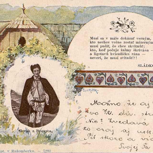 Slovák z Bysterca