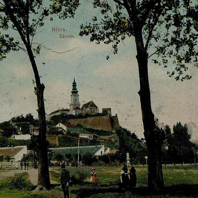 Nitra - Výtvarné umenie