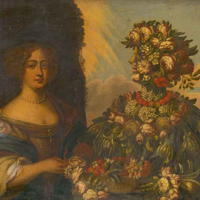 Ročné obdobia I. - Jar - Stredoeurópsky kopista z 2. polovice 18. storočia