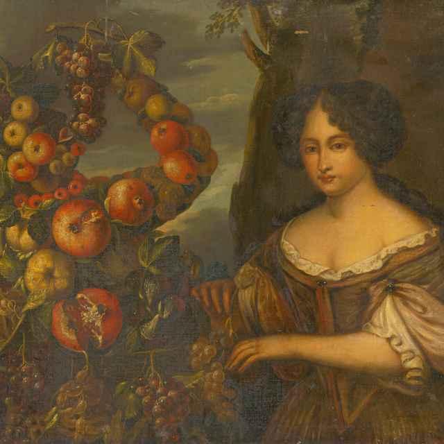 Ročné obdobia III.- Jeseň - Stredoeurópsky kopista z 2. polovice 18. storočia
