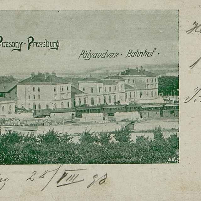 Pozsony - Pressburg