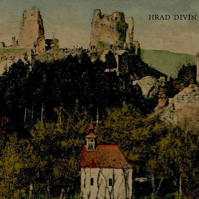 Hrad Divín - Sv. Anna - Výtvarné umenie