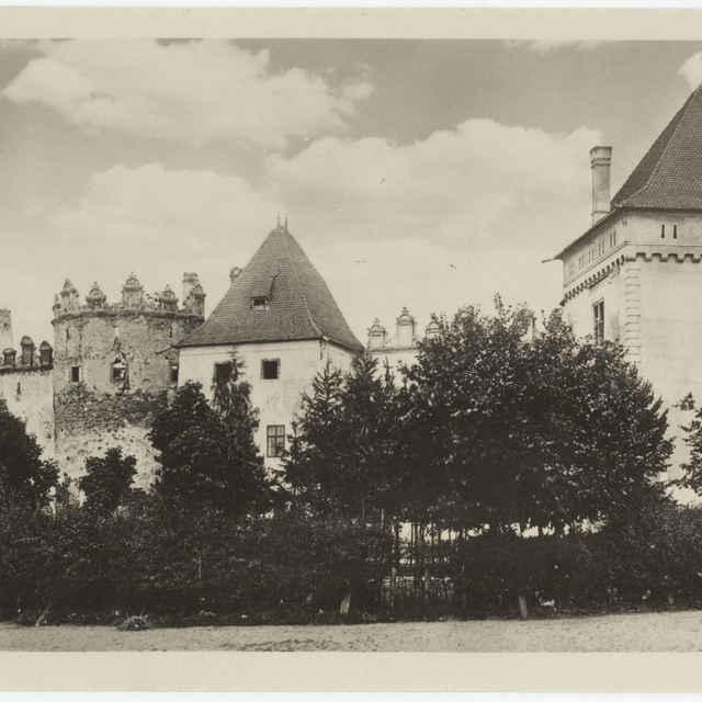 Pohľadnica Kežmarku - hrad