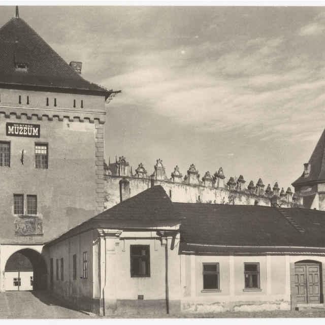 Pohľadnica Kežmarku - <u>hrad</u>