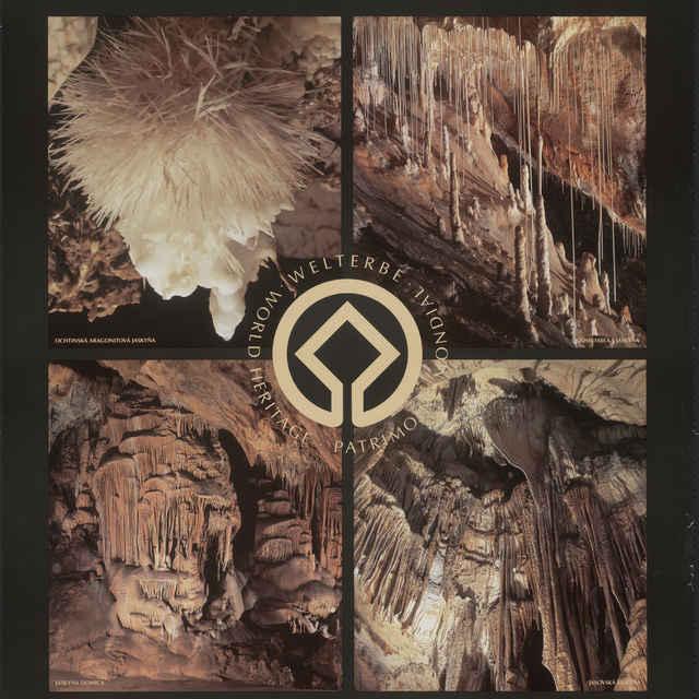 Plagát Jaskyne Slovenského a Aggtelekského krasu