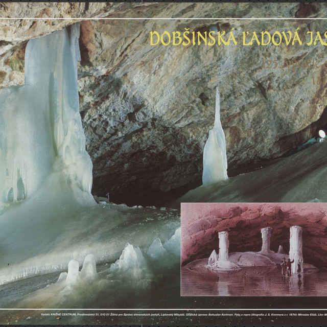 Plagát Dobšinská ľadová jaskyňa - Muzeálny objekt