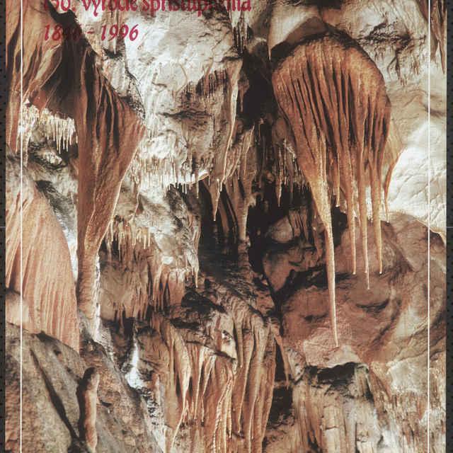 Plagát Jasovská jaskyňa - Muzeálny objekt