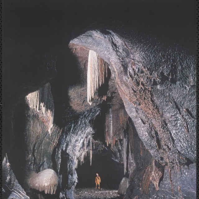 Plagát Amatérská jeskyně