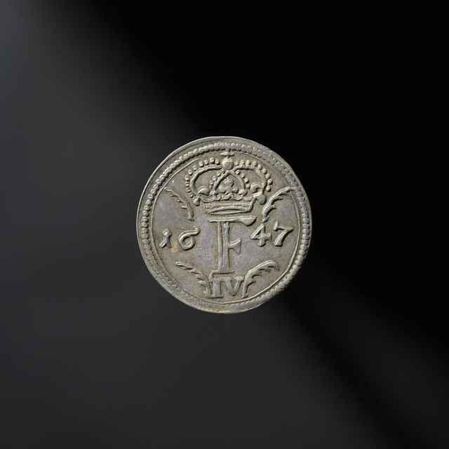 Pamätná medaila na bratislavskú korunováciu Ferdinanda IV. ako uhorského kráľa, strieborná