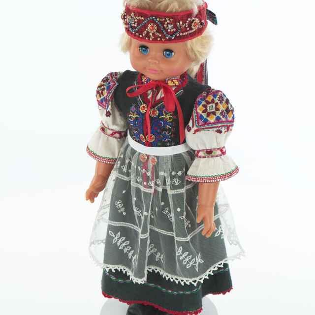 Bábika, nevesta z Dubnice nad Váhom
