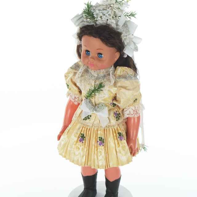 Bábika, nevesta zo Sečovskej Polianky