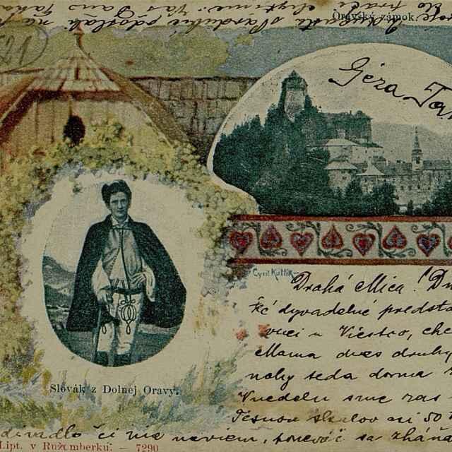 Slovák z Dolnej Oravy