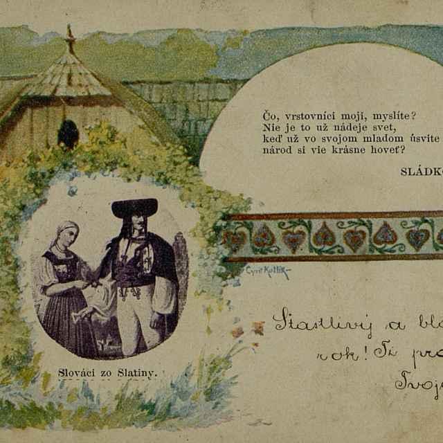 Slováci zo Slatiny