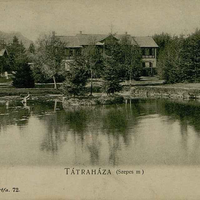 Tátraháza (Szepes m)