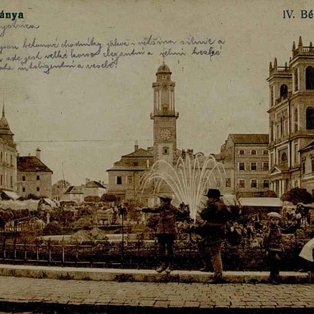 Besztercebánya [Banská Bystrica]