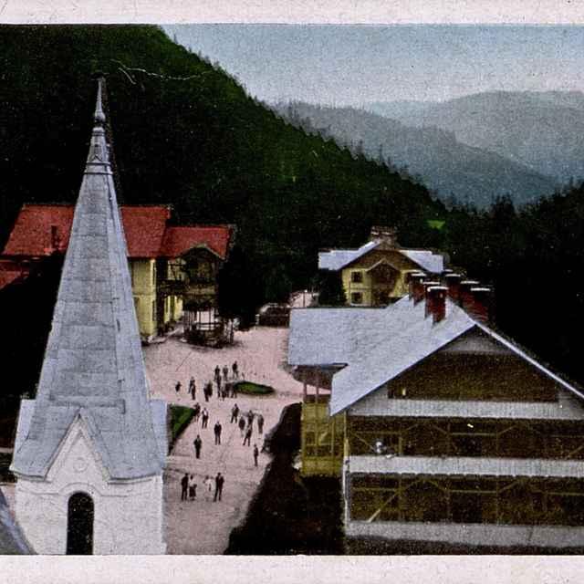 """""""Sanatorium Tatranská Kotlina"""""""