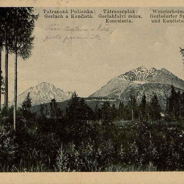 Visoké Tatry