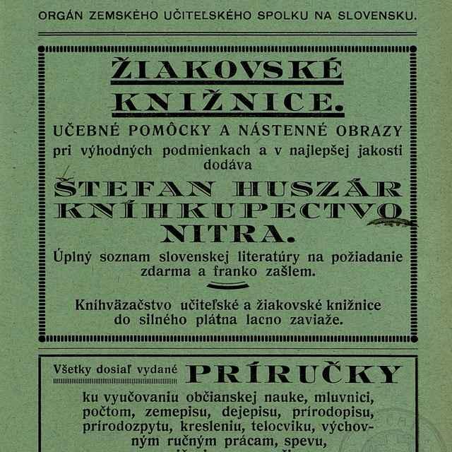 Slovenský učiteľ