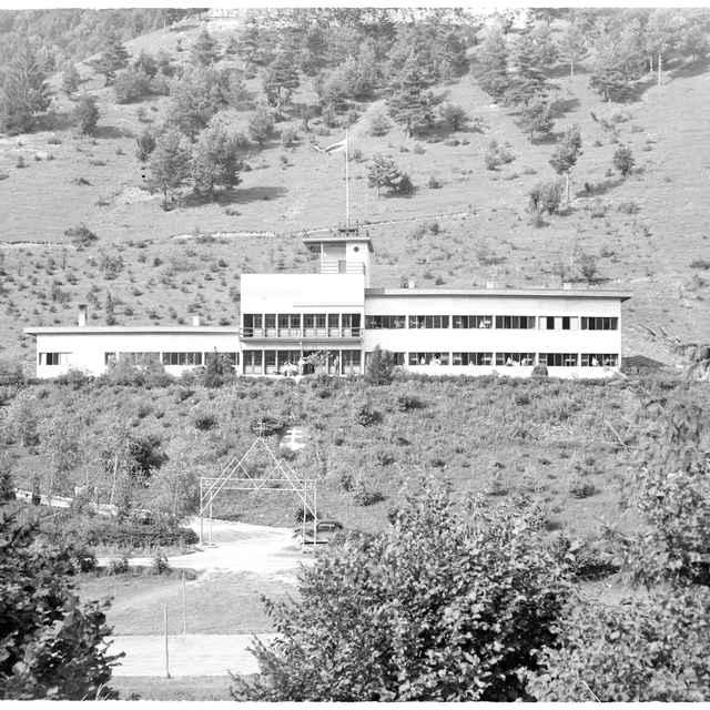 Sklený negatív, továreň PLETA