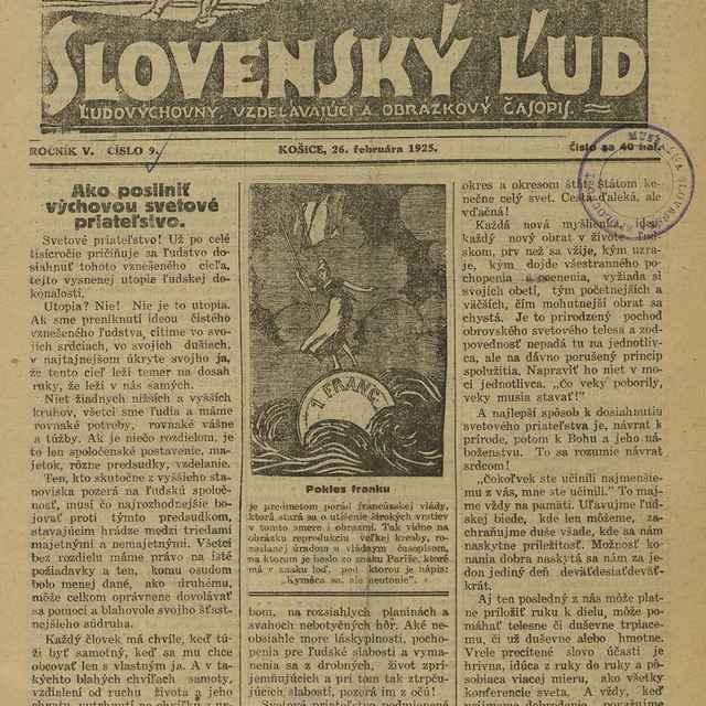 Slovenský ľud