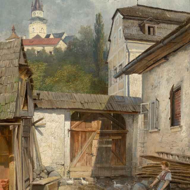 Dvor v Kremnici - Angyal, Vojtech