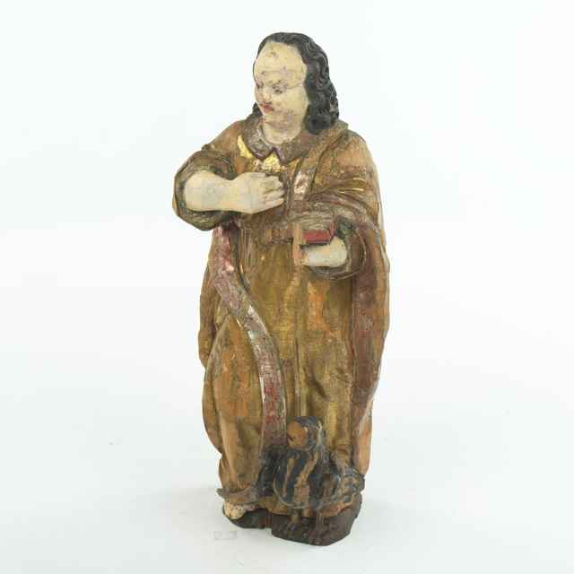 Plastika-Sv.Ján Evanjelista - neznámy (osobné meno)