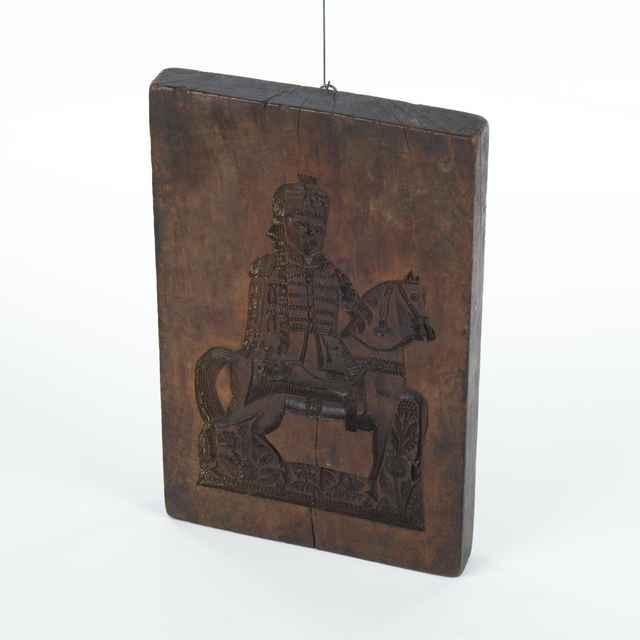 Forma medovnikárska, z hruškového dreva, XIX. storočie.
