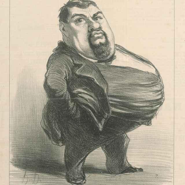 Anthony Thouret - Daumier, Honoré