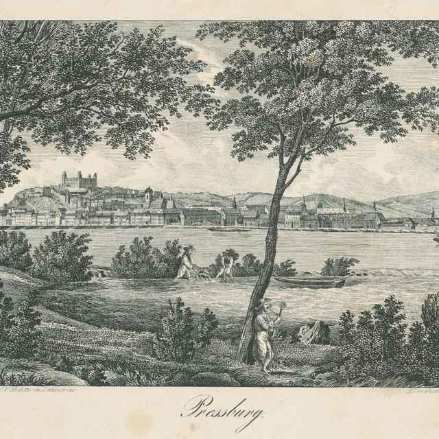 Bratislava - Langhans, A.