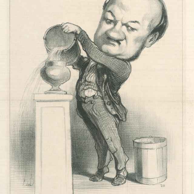 Altaroche - Daumier, Honoré